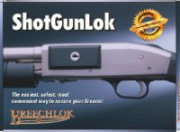 BreechLok ShotGunLok Box