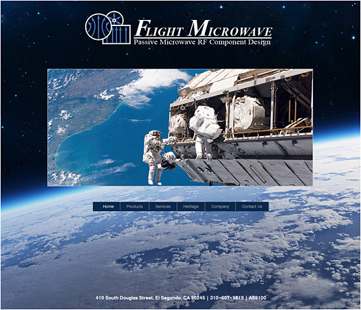 Flight Microwave Home Page